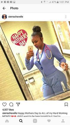 Cute Nurse, Nurse Love, Sexy Nurse, Nursing Goals, Nursing Career, Nurse Barbie, Denise Matthews, Stylish Scrubs, Nurse Scrubs