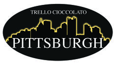 Trello Cioccolato Pittsburgh Skyline Series. Pittsburgh Skyline, Light Art, Superhero Logos, Craft Ideas, Chocolate, Crafts, Manualidades, Chocolates, Handmade Crafts
