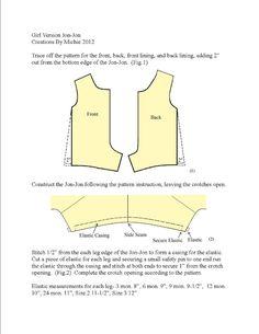 printable jon jon pattern for boy | Jon-Jon For The Girl?