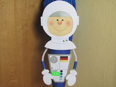 Schultüte Astronaut von Piratenbraut auf DaWanda.com