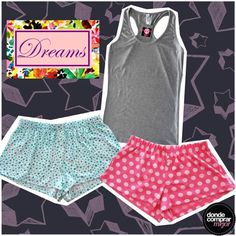 ¡Armá tu conjuntito para esta noche con Dreams by Veneno!  www.dondecomprarmejor.com