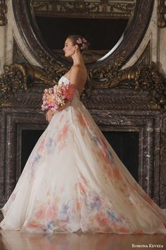 Vestido de Noiva Coleção 2016 | Romona Keveza Luxe Bridal Collection Spring 2016 Wedding Dresses | Wedding Inspirasi