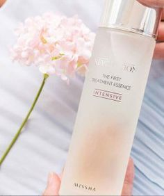 Missha - Time Revolution First Treatment Essence   10 Korean Skin Care Products to Add to Your Beauty Regimen, check it out at http://makeuptutorials.com/korean-skin-care-products/