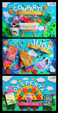 on Behance 3d Paper Art, Paper Artwork, Paper Crafts, Paper Illustration, Graphic Design Illustration, Grafik Design, Packaging Design Inspiration, Paper Cutting, Book Design