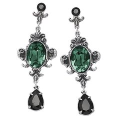 Queen of the Night Earrings - Gifts, Clothing, Jewelry, Home Decor and Home Furnishings as Featured in Popular Catalogs | Catalog Favorites