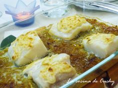 Cocina – Recetas y Consejos Cod Fillet Recipes, Fish Recipes, Seafood Recipes, Ketogenic Recipes, Low Carb Recipes, Vegan Recipes, Cooking Recipes, Keto Meal Plan, Meal Planner
