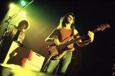 """John Wetton and David Cross John Wetton, David Cross, Steve Howe, John Payne, King Crimson, My Heart Aches, Music Pics, British Rock, T Rex"