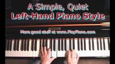dwayne stamper piano - YouTube