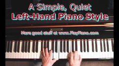 dwayne stamper piano - YouTube