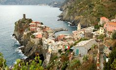 Places to visit - Italy (Rome, Florence, Venice and Cinque Terre)