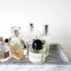 Summer scents | TheLipstickEffect