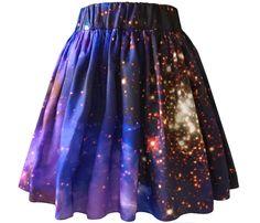 Star Burst Skirt