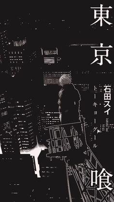 Tokyo Ghul- Ken Kaneki i Love this Anime *-*