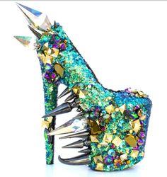 Unicorn-Themed Shoes : unicorn platform
