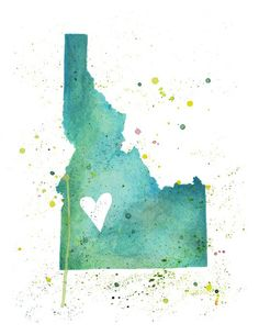 No matter where life takes me IDAHO will always and FOREVER have my <3 except the heart needs to be up north!