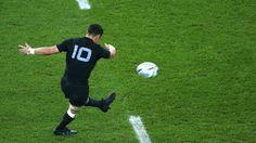 Coupe du monde - Pour sa dernière sortie avec les All Blacks, Dan Carter a été héroïque - Coupe du monde 2015 - Rugby - Rugbyrama