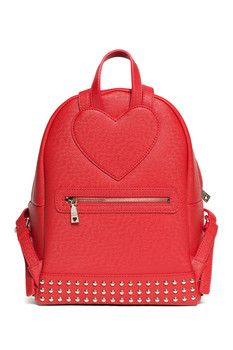 LOVE Moschino Studded Backpack