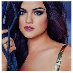 Lucy Hale is my fave on the show!!!!