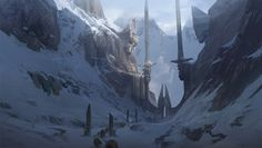 Naughty Dog Concept Artist Personal Project Concept Art Image 12