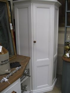 corner coat cupboard - Google Search