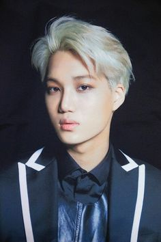 EXO The Lost Planet in Seoul -  Kai cushion cover