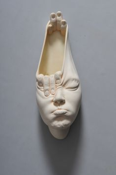 We keep coming back to the work of Johnson Tsang, because not only does it wow us, but there is a certain expert ceramic approach to his work... The s...