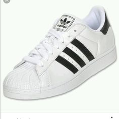 reputable site 0be6d 9bcac Shop Women s Adidas size 10 Sneakers at a discounted price at Poshmark.  Description  Adidas super stars, worn a couple times.