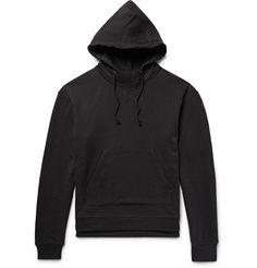 JOHN ELLIOTT Kake Loopback Cotton-Jersey Hoodie. #johnelliott #cloth #sweats