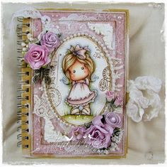 Live & Love Crafts' Inspiration and Challenge Blog: Sneaky Tilda