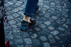 Street Style Paris. Septiembre 2016