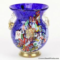 murano glass vases - Google Search