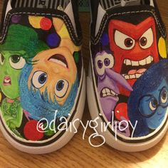 Hey, I found this really awesome Etsy listing at https://www.etsy.com/listing/239187474/vans-brand-custom-hand-painted-disney