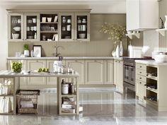 Küche aus Holz im Country Stil XL 5182 by Ballerina-Küchen H.E. Ellersiek