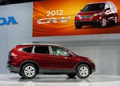 """The 2012 CR-V tops CarMD's list of the models having the lowest frequency of """"check engine light"""" re... - AP"""