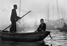 My Dad and Ma 1962 ~ Fan Ho Photography