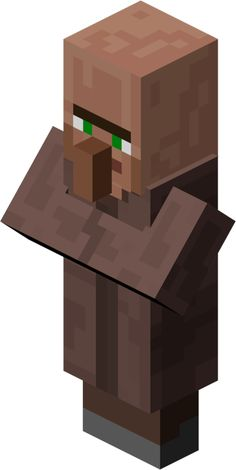 Minecraft doesn't really have characters, but the player and mobs embody many tropes. Steve / AlexThe main playable character, who wakes up in an unknown … Minecraft Sword, Minecraft Mobs, Minecraft Characters, Minecraft Skins, Minecraft Villager Skin, Minecraft Cake, Minecraft Stuff, Minecraft Ideas, Furniture Logo