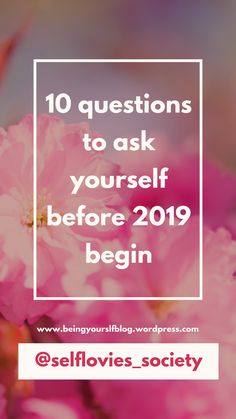 To properly set your goals for this coming year, ask yourself those 10 questions Self Development, Personal Development, Mental Health Questions, About Me Questions, This Or That Questions, Take Care Of Yourself, Finding Yourself, Finding Happiness Quotes, Set Your Goals