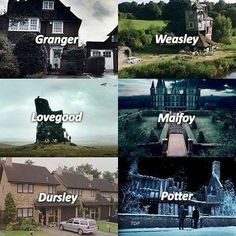 I slightly disagree with this as Harry always held that Hogwarts was his true home. Harry Potter World, Memes Do Harry Potter, Images Harry Potter, Fans D'harry Potter, Arte Do Harry Potter, Harry Potter Ron Weasley, Theme Harry Potter, Harry Potter Characters, Harry Potter Universal