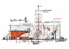 Renzo Piano Building Workshop - Projects - By Type - Façade System for the Luna Rossa Team Base \\for the 32nd America's Cup