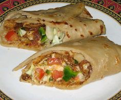 Chicken kathi roll recipe the chicken the ojays and of forumfinder Image collections