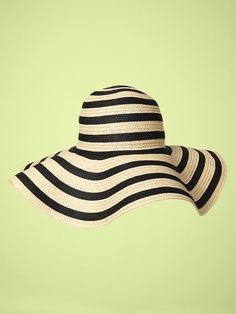 gap floppy sun hat... perfect for sunny days at the beach or out by the pool. - My style long ago and still today! Had it in hot pink long ago (may still have it somewhere lol). #haircolor
