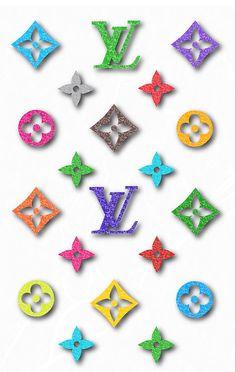 #LV #LouisVuitton #Logo #Wallpaper