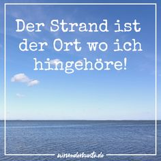 So und nicht anders!!! 👍 Strand, Beach, Outdoor, Vacation, Quotes, Simple, Nice Asses, Outdoors, The Beach
