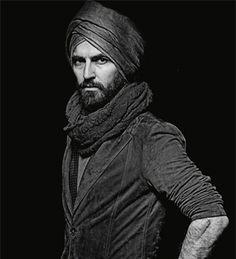 Head Wrap-Head Scarf-Turbans for Men on Pinterest | Head Wraps ...