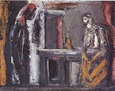 Mario sironi (1885-1961) La samaritana