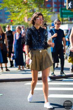 Leandra Medine Man Repeller by STYLEDUMONDE Street Style Fashion Photography