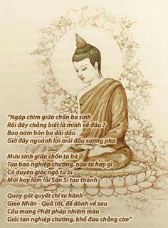 """Kinh chép: """"Tam nghiệp hằng thanh tịnh, đồng Phật vãng Tây phương"""", nghĩa là: nếu ai ba nghiệp chướng thanh tịnh thì được về Tây phương đồng ở với Phật."""
