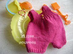 tricot, poupées, tutoriel                                                                                                                                                                                 Plus