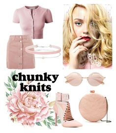 Untitled #19 by sharia-6100 on Polyvore featuring polyvore, fashion, style, LE3NO, Topshop, Puma, Serpui, Miss Selfridge, Bulgari and clothing