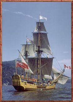 HBC ship Nonsuch (1668)  Replica (1970)